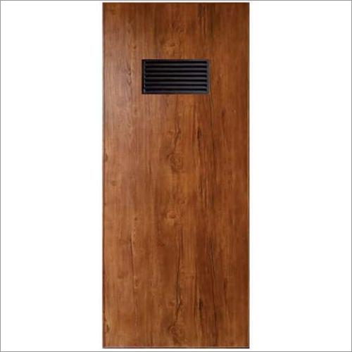 Hollow Ventilation PVC Door