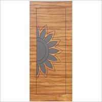 HC-19507 Laminated Cutting Engraving Door
