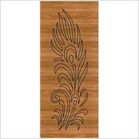 Laminated Engraving Door