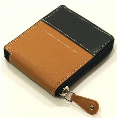 JE-327 Leather Credit Card Wallet