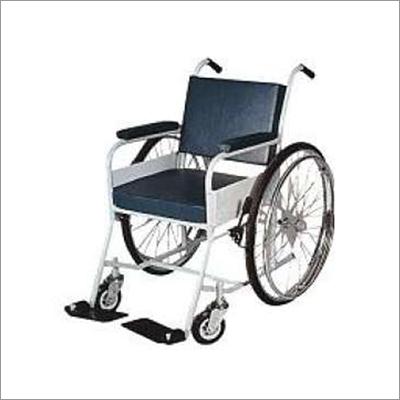 Wheel Chair With Cushion Sheet