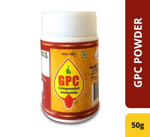 50g GPC ASAFOETIDA POWDER