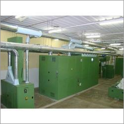 Industrial Waste Collection System