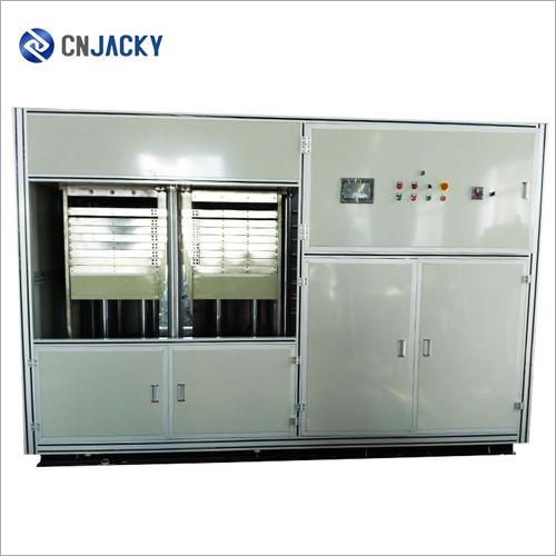 Auto Transfer Large Format PVC Card Laminating Fusing Machine