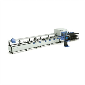 PVC Profile Machining And Cutting Center