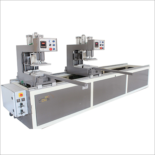 Two Head Welding Machine For PVC