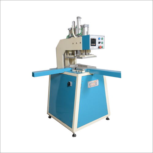 Single Head Corner PVC Profile Welding Machine