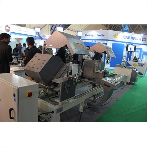 Automatic Double Head Aluminium Cutting Machine