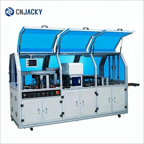 Fully Automatic PVC Card Punching Machine