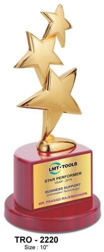 3 Star Trophy