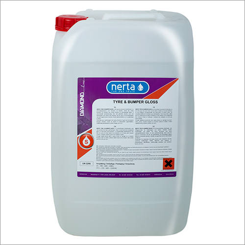 Tyre And Bumper Gloss Chemical