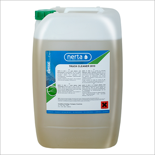 Truck Cleaner 2010 Chemical