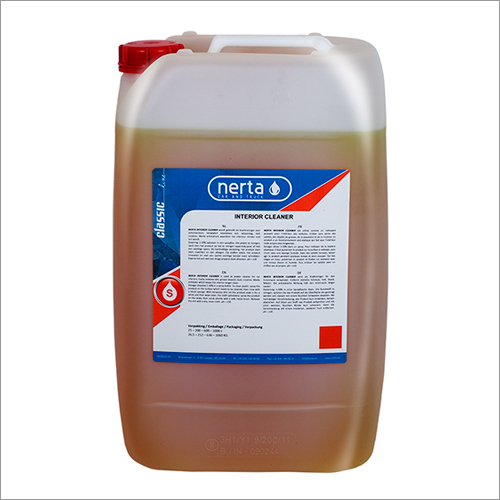 Interior Cleaner Chemical