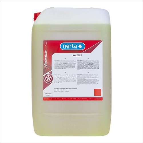 Wheel 7 Automotive Chemical