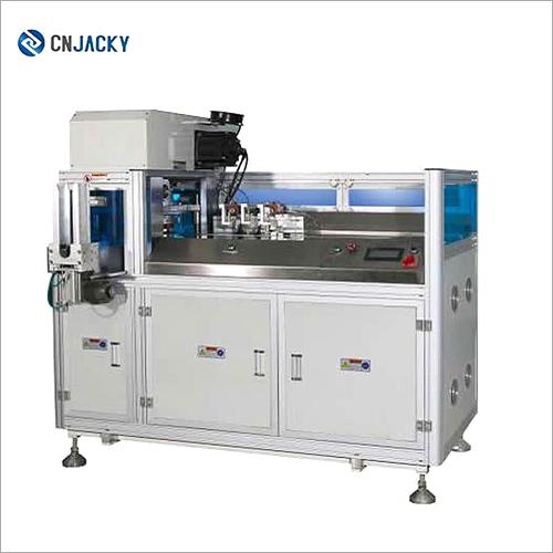 CNJACKY Wuhan Semi Automatic PVC Plastic Card Cutting Machine