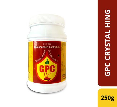 250G GPC ASAFOETIDA PREMIUM CRYSTALS