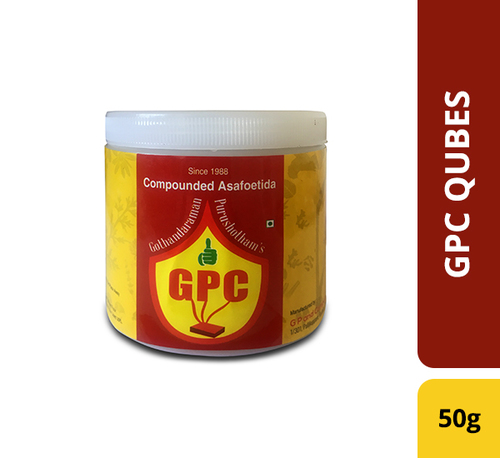 GPC ASAFOETIDA QUBES