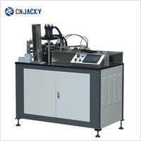 5000 Cards per Hour Automatic PLC PVC Punching Machine