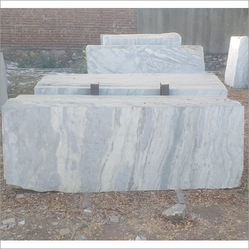 Natural White Marble Slab