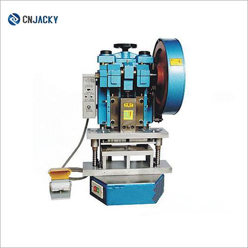 Electric Identification Card Punching Machine