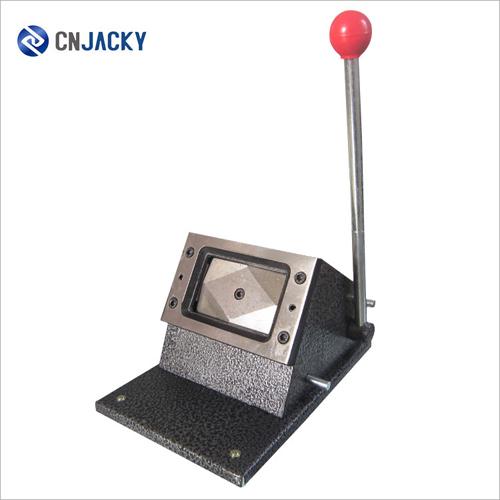 CNJ-CR80 Manual PVC Punching Machine