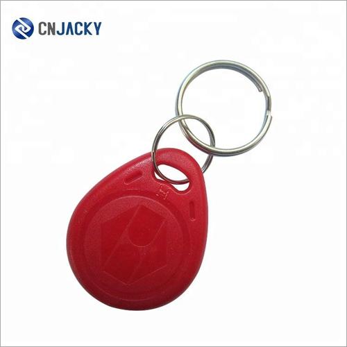 F08 TK4100 MF S50 Mini Key Tag RFID Key Fob for Access Control