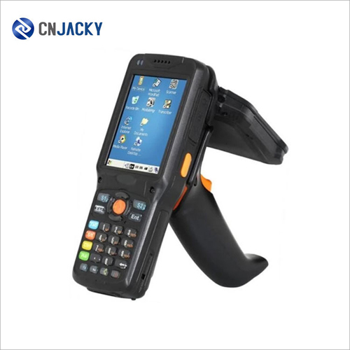 UHF RFID Handheld Terminal Reader Electronic Tag Data Acquisition Inventory Machine PDA Wireless Scanner
