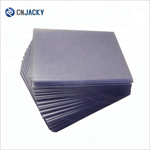 Hot Selling Free Sample Hot Sell PVC Coated Overlay with Strong Glue
