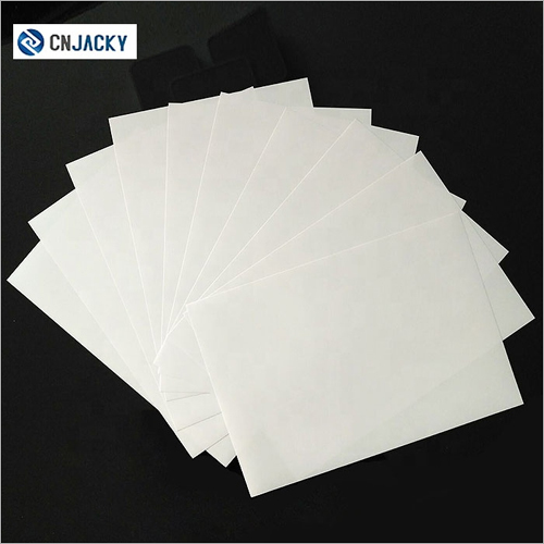 A4 300 Micron White Konica Fuji Laser PVC Printing Sheet for Plastic Card