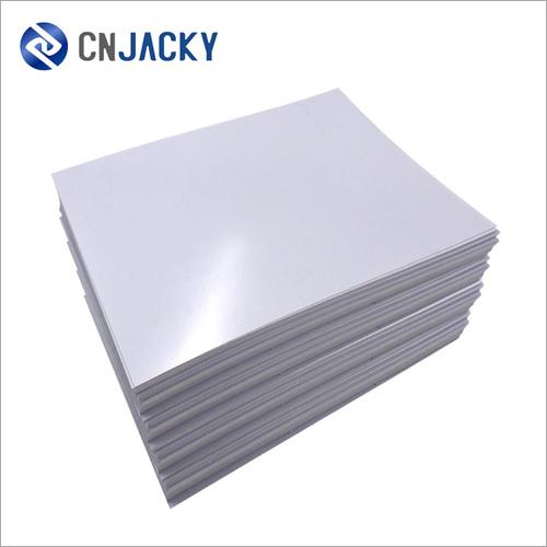 Custom Size Indigo Digital Printing PVC Sheet