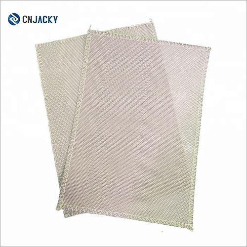 A4 Copper Coil Laminating Pad PVC Card Laminating Press Cushion