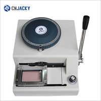 Manual PVC Smart Card Embosser Machine in Hangzhou