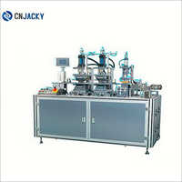 PVC Card Automatic Embosser and Hot Stamping Machine