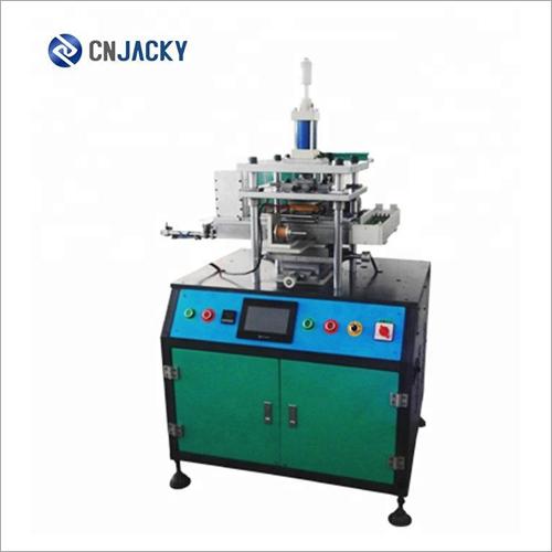 Automatic Hot Stamping Machine Membership Hot Stamping Hot Silver Scratch Film Hot Stamping Process