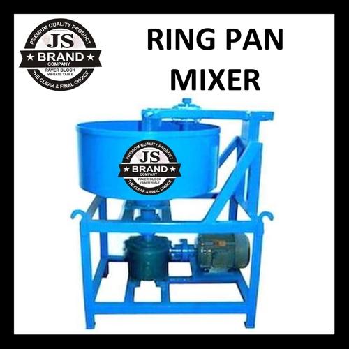 Ring Pan Mixer