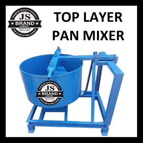 Top Layer Pan Mixer