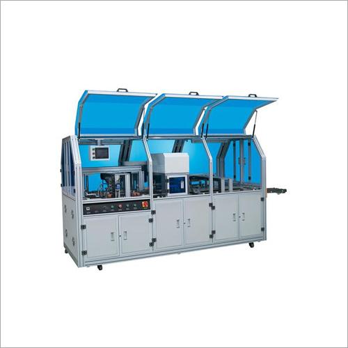 High Speed Full Automatic PVC Card Punching Press Machine