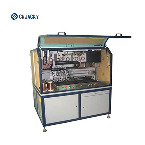 Automatic Ultrasonic Antenna Embedding and Bonding Machine