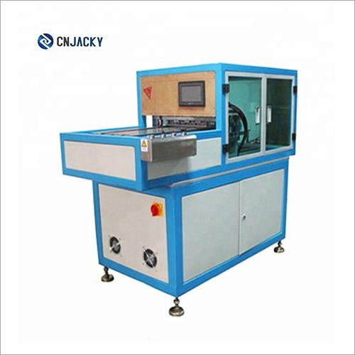 Automatic RFID PVC Inlay Hole Punching Machine for PVC Plastic Card Making