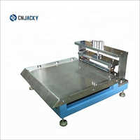 High Quality Guide Hole Punching Machine for PVC PETG and ABS Sheets