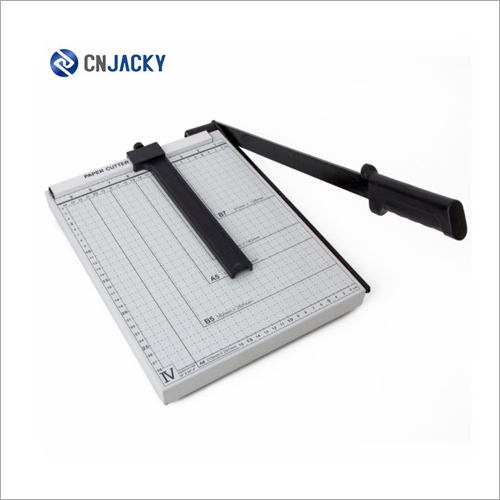 A3 Size Manual Office Paper Guillotine Cutter