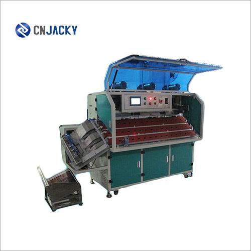 Automatic PVC Card Sheet Position Spot Welding Machine