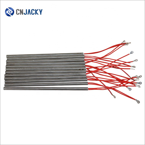PVC Card Manufacturing Laminating Machine Accessories Stainless Steel Heating Tube