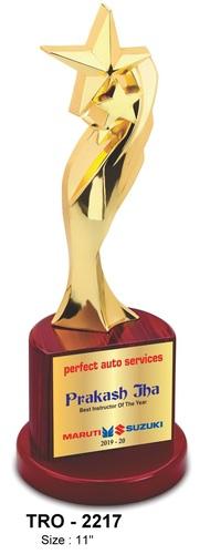 Gold Star Designer Trophy