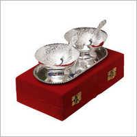 German Silver Gift Set