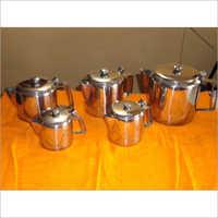 Stainless Steel Tea Kettle Set