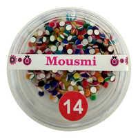 Multicolor Mousmi Bindi