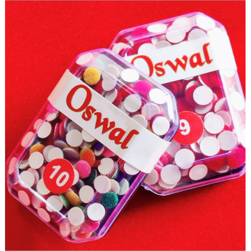 Multicolor Oswal Bindi