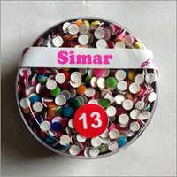 Multicolor Simar Bindi
