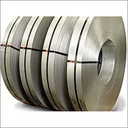 Slitted Stainless Steel Coil